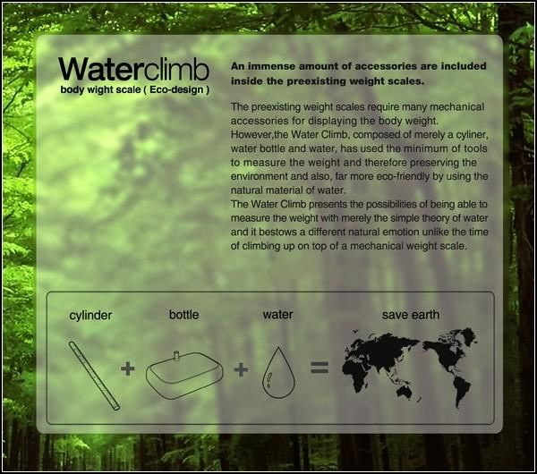 Точные водяные весы Water Climb