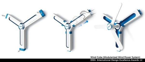 �������� ��������� �������� ������� Wind Cube