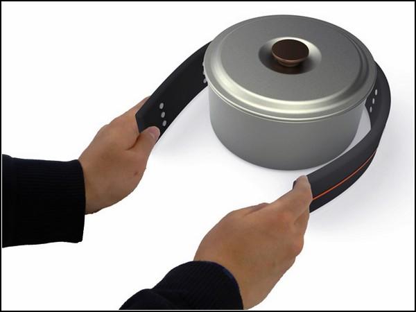 Чудо-печка: магнитные крепления