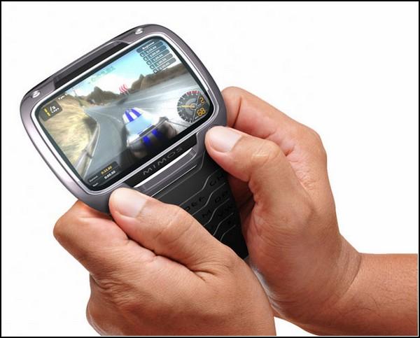 Часы-смартфон WristPC как игровое устройство