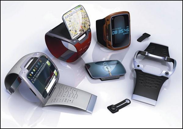Часы-смартфон WristPC
