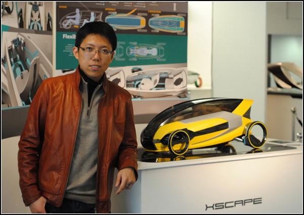 Автомобиль будущего XSCAPE