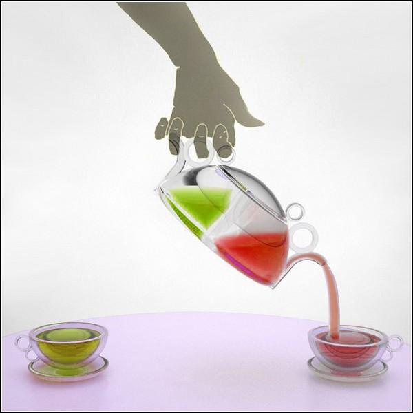 Лучший чайник для влюбленных от Ewa Sendecka