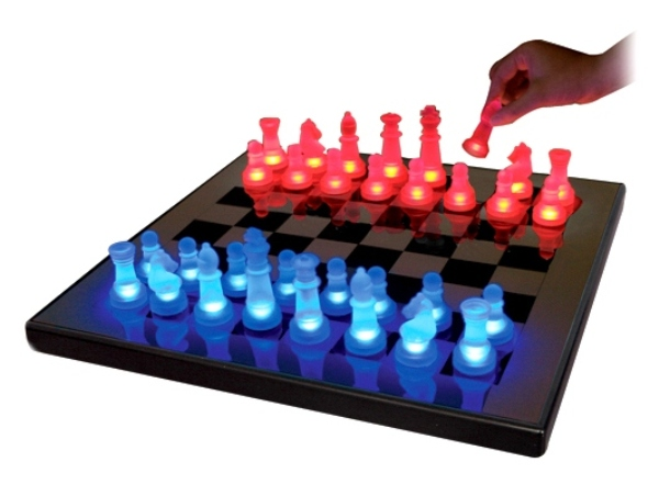 светодиодные шахматы