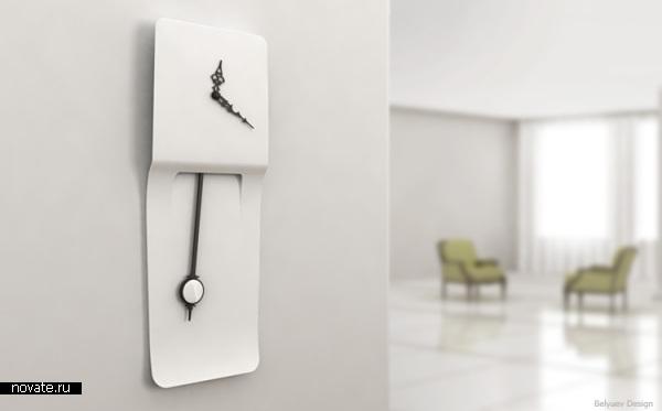 Дизайн часов Nova