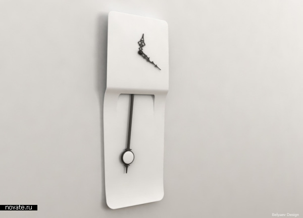 Дизайн маятниковых часов Nova