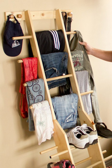 10 секретов грамотно организованного гардероба
