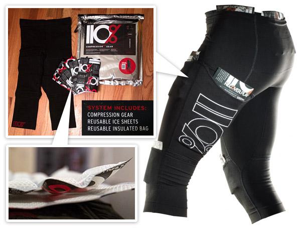 Охлаждающая одежда для спорта «110% Play Harder» борется с симптомами крепатуры и мышечной болью