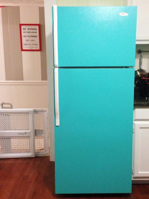 15 простых способов облагородить дизайн холодильника