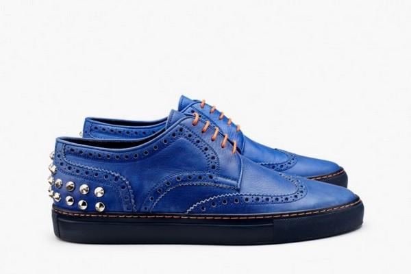 Стильная обувь для плохих мальчиков от Barneys