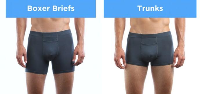 Bliss – претендент на звание самого удобного белья для мужчин
