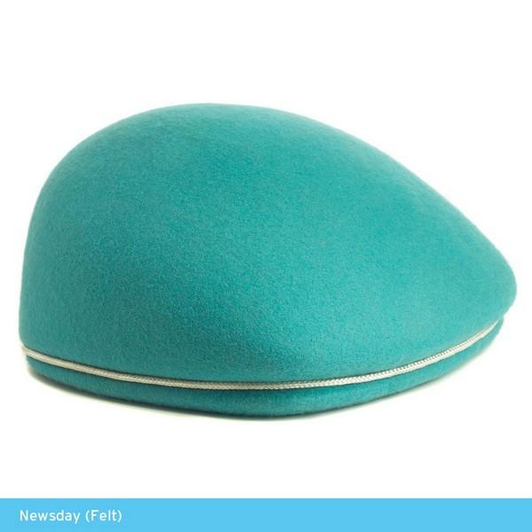 Необычайно яркие фетровые шляпы от студии-ателье Mio