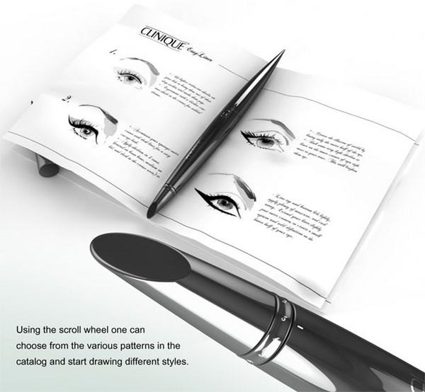 Технологичная подводка для глаз каждую девушку превратит в визажиста