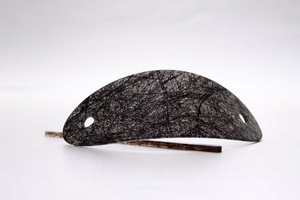 Коллекция экстравагантных гребней от Джорджии Заниллато (Giorgia Zanellato)
