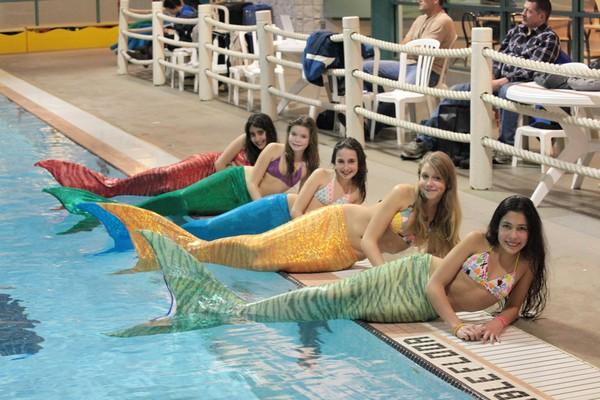 Плавай, как русалка: уникальные купальные костюмы от Моники ...