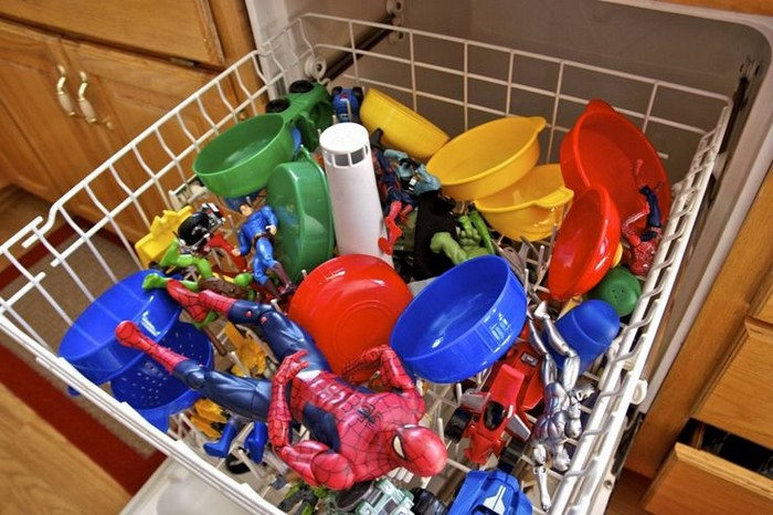 Посудомоечная машина не только для посуды