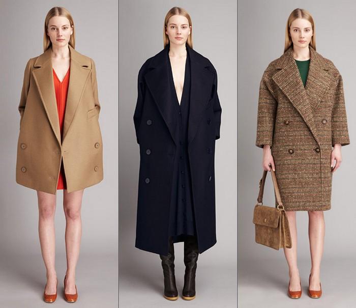 Главное пальто сезона.