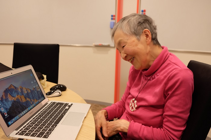 Японская пенсионерка Масако Вакамийя (Masako Wakamiya) в 81 год написала первую игру для смартфона