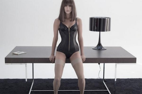 Agent Provocateur вновь провоцирует новой коллекцией белья Soiree