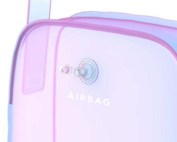 Airbag: сумка, которую можно надуть