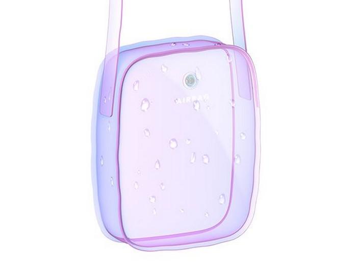 Надувные сумки, которые совсем не боятся воды