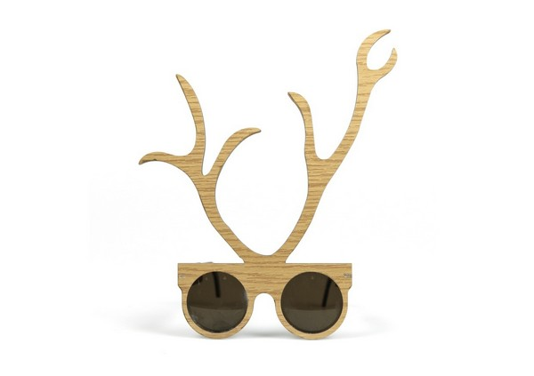 «Рогатые» очки из мини-коллекции «Creatures All Over the City»