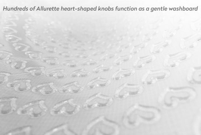 Allurette – самое портативное устройство для деликатной стирки «на ходу»
