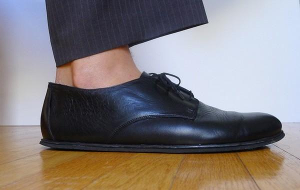 Совсем не классические «выходные» туфли Altum