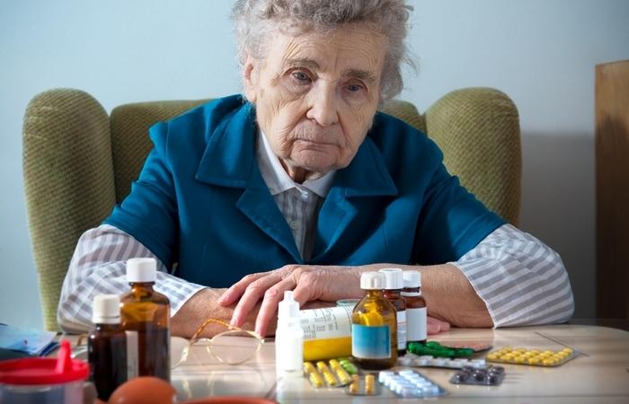 Тест, который позволит определить риск «Альцгеймера».