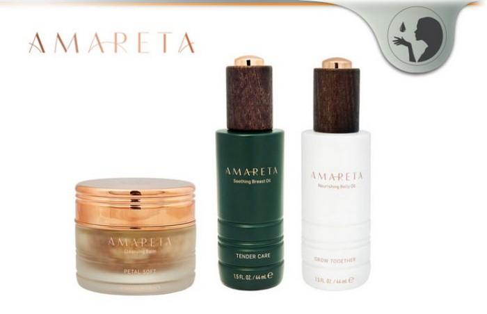 Amareta – ухаживающая косметика, которую можно подобрать под фазу цикла.
