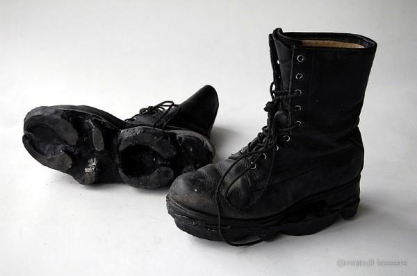Уникальная коллекция «звериной» обуви от Мэскула Лассера (Maskull Lasserre)