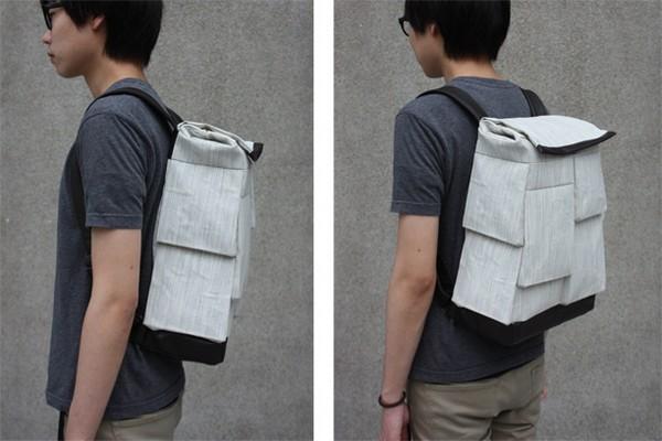 Архитектурные сумки и рюкзаки от Лилиан Конг (Lilian Kong)