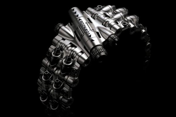 Сугубо мужские украшения Armadillo: 161 от RogueDZN