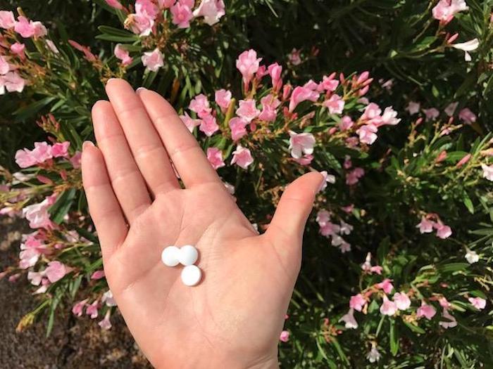 Аспирин для повышения урожая.