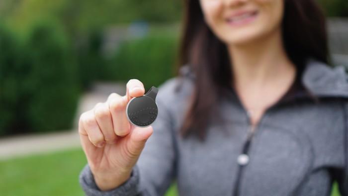Портативная кнопка тревоги Athena поможет предотвратить преступление