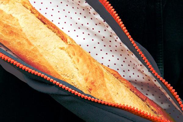 Сумка для французских багетов от украинских дизайнеров CYAN