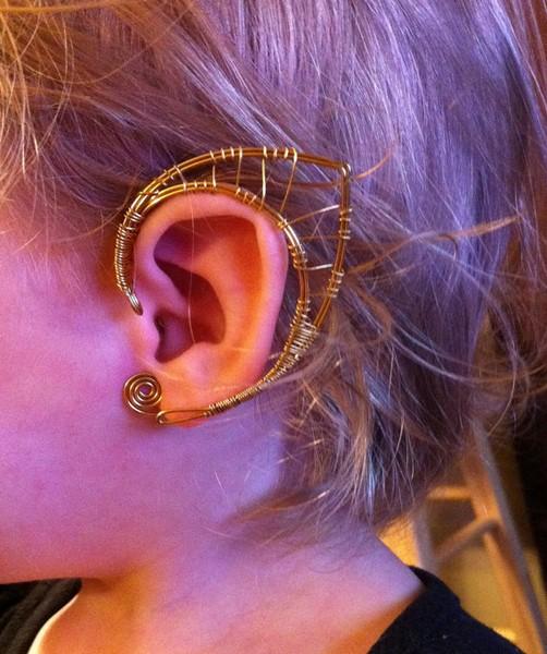 Драгоценные эльфийские уши от Belethil