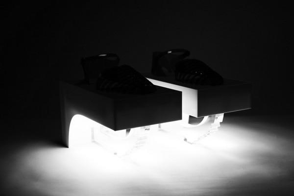 Философская обувь со странными опциями от Бенджамина Джона Холла (Benjamin John Hall):«Смерть»