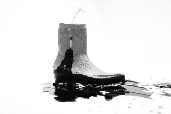 Философская обувь со странными опциями от Бенджамина Джона Холла (Benjamin John Hall):«Рождение»