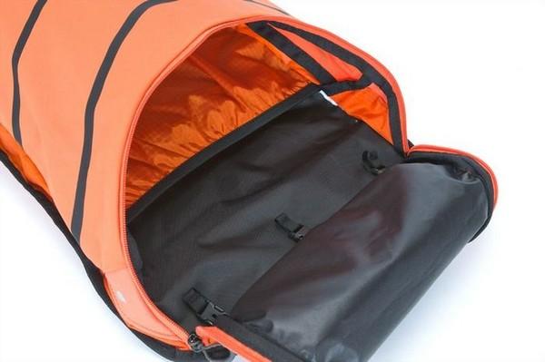 Bootlegger  - идеальный рюкзак для активного  образа жизни: Torpedo