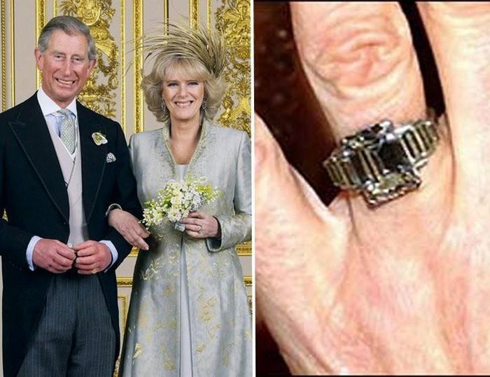 Большая любовь, большие бриллианты.