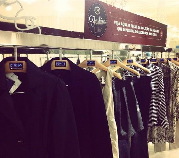 «Социальные» вешалки помогут выбрать актуальную одежду