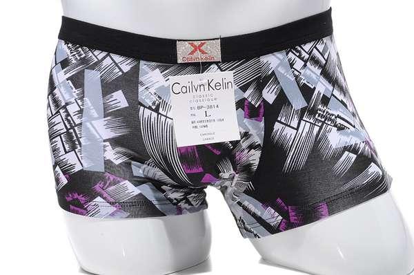 «Трёхмерное» мужское бельё от Calvin Klein