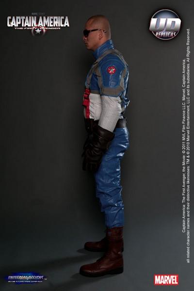 Мотоциклетный костюм супергероя от Marvel