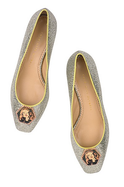 ������� ��� ��������� � ��������� �������� ������� (Charlotte Olympia) Pre-Fall 2013