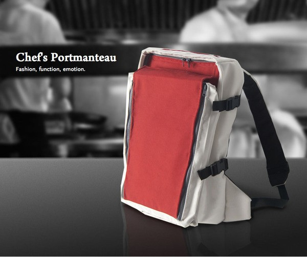 Стильный рюкзак для повара