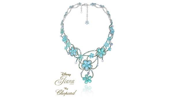 Коллекция украшений Chopard для диснеевских принцесс