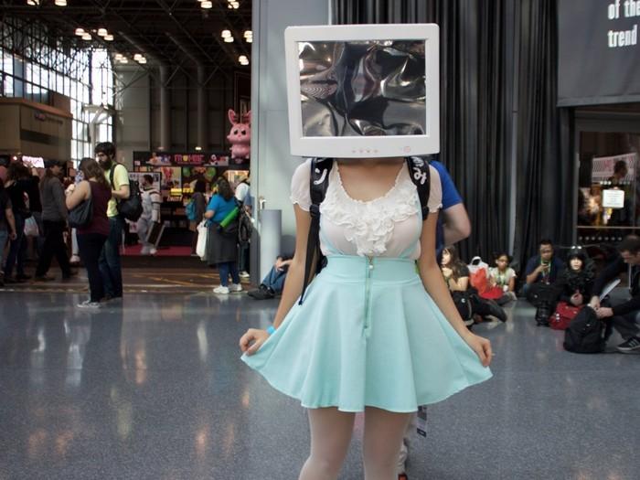 Самые яркие образы фестиваля Comic Con в Нью-Йорке