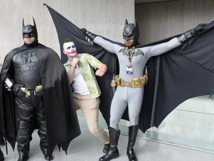 Этот Бэтмен вооружён и очень опасен