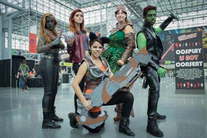 Команда положительных космических бандитов